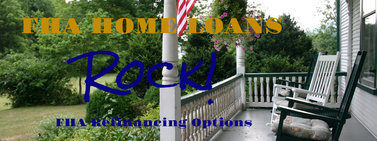 FHA Refinance Options