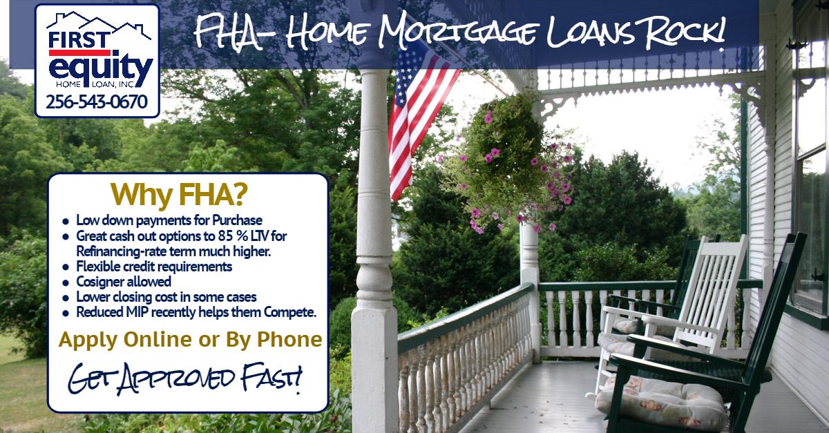Fha Home Loans Alabama